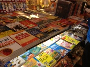 Book selling area!