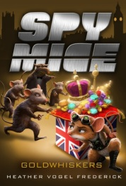 Spy Mice Goldwhiskers