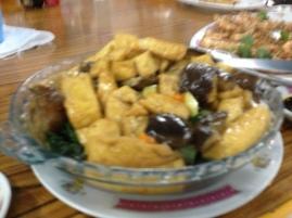 Love tofu..