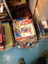 Loads of Archie comic books!