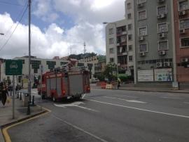 Fire trucks look normal.