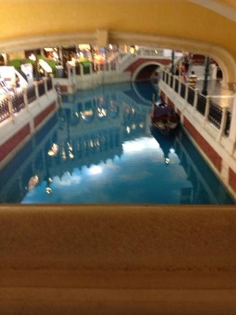 seriously, people do enjoy the gondola ride...