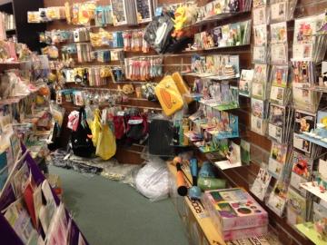 Found a bookstore!