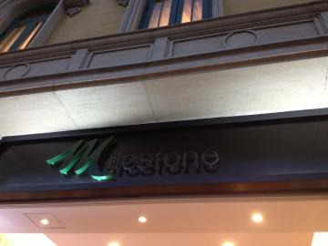 Bookstore, Milestone...