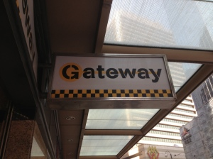 Gateway- tries to be like Costco