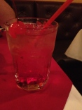 Shirley Temple… haven't enjoyed this for a long time.