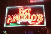 Fat Angelo's Restaurant.