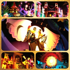 A little more of It's A Small World