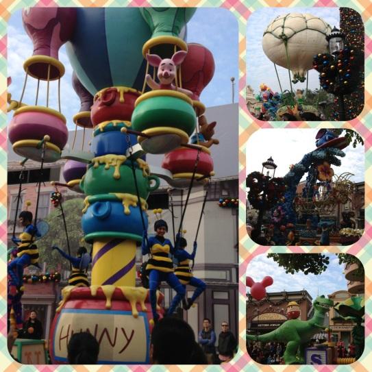 Parade fun!