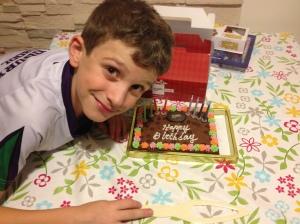 Kiddo's birthday!