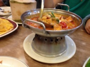 A treat- curry!