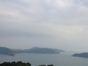 Beautiful view...