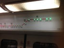 We found the subway system pretty easy to navigate! (Phew)