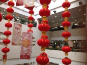 Chinese New Year decorations!