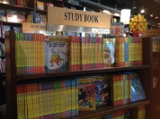 Geronimo Stilton = top borrowed collection in my school!