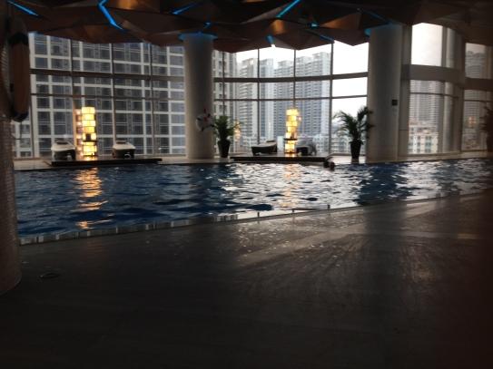 Peaceful Swimming Area