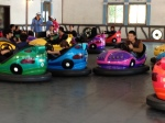 Bumper cars were #1.