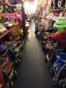 Random shop we wandered around.