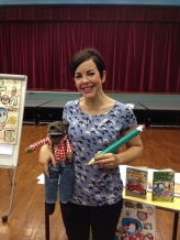 Liz Million Author/Illustrator Visit