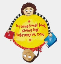 intl book giving day 2014