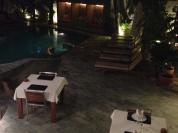 NICE hotel, salt water pool!