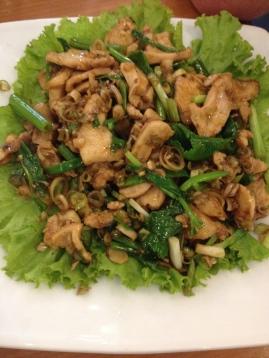 Lemongrass Chicken, loved this!!
