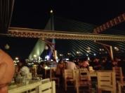 Wow, busy restaurant.