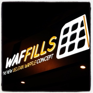 Waffills - what an idea.