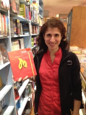 Found Chineasy, fun book to read so far, in Page One bookstore, Times Square.