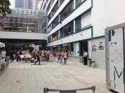 I want to get back to this little market in Central, HK.