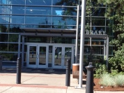 Tigard Library front...