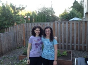 Sisters reunited!