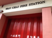 Fire station...