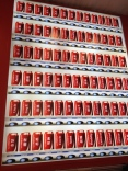 New coke signage...