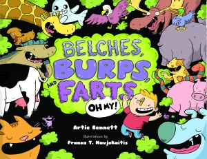 Cover of Belches Burps and Farts