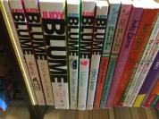 So excited to see all the new covers of Judy Blume's books made by Debbie Ridpath Ohi!