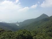 Peak view.