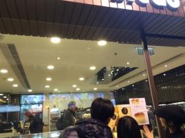 Find Bread Show in Wan Chai.