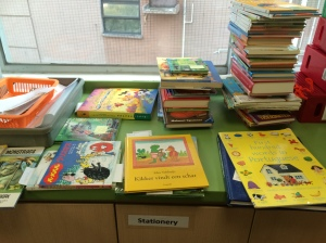 COMPLETE! Many language books that will get into children's hands soon...