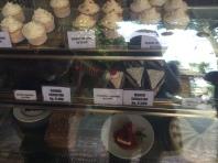 Delicious looking desserts
