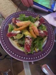 Interesting tuna salad