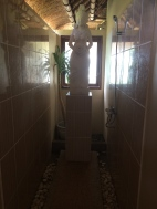 Our shower area