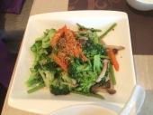 Delicious vegetables
