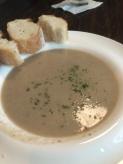 Yum to Mushroom soup.