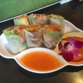 Thai Perfect salad rolls