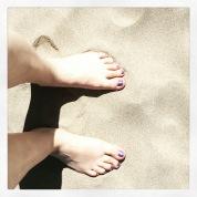 Hello sand...
