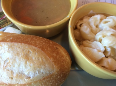Eating at Panera is my slightly guilty pleasure...