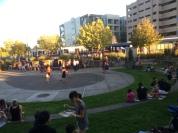Nice park setting.