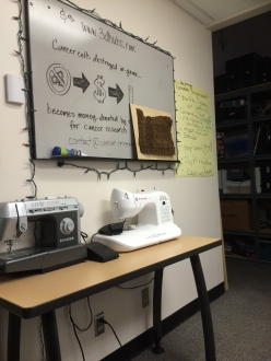 Bye sewing machines, time for 3D printers