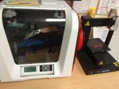 Older 3D machines...